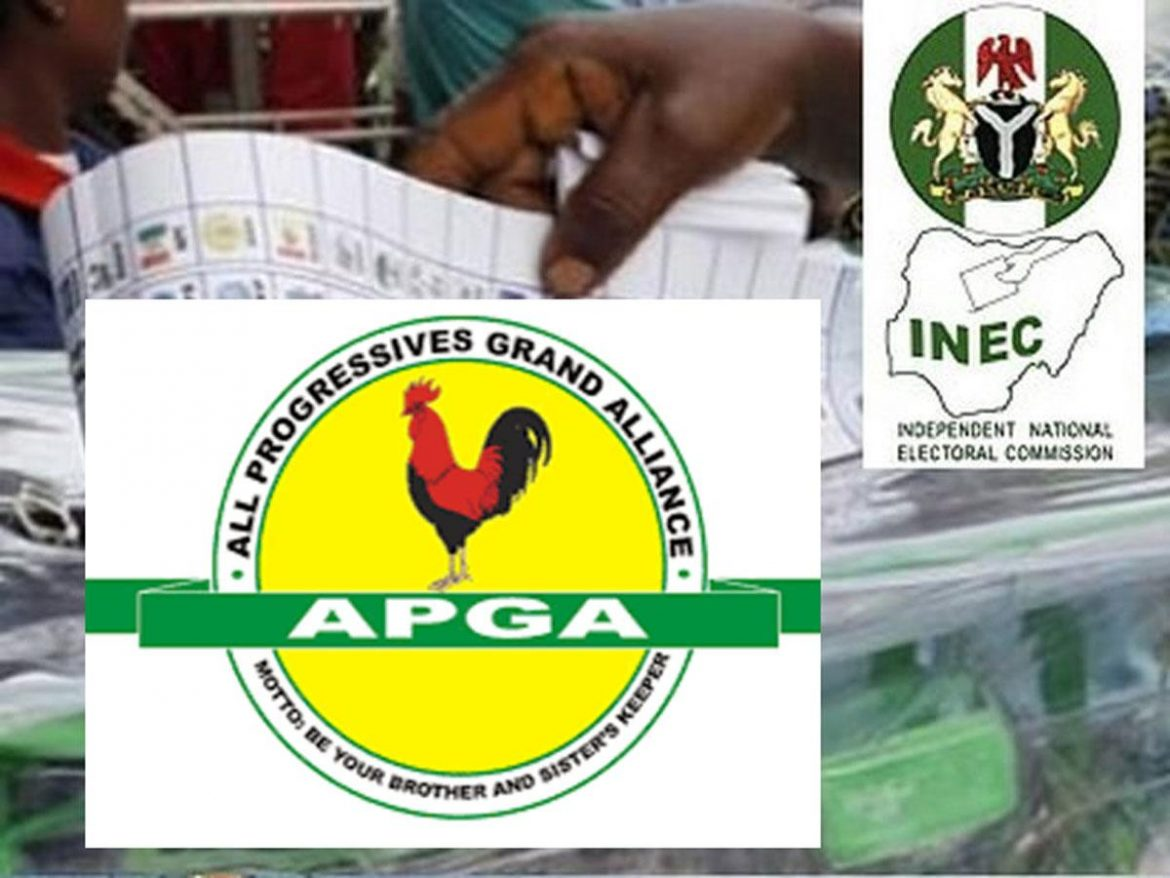 Anambra assemblymen cross from APGA to APC