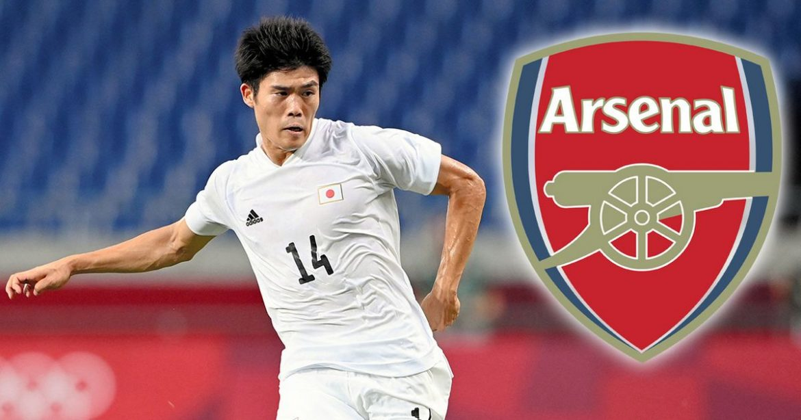 Arsenal complete signing of Japan defender Tomiyasu from Bologna