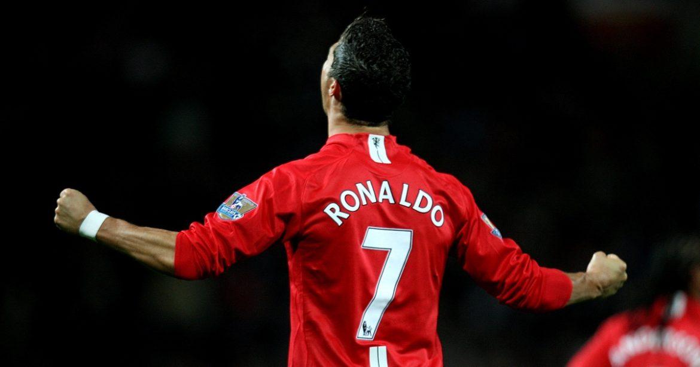 Cristiano Ronaldo to wear No. 7 Manchester United