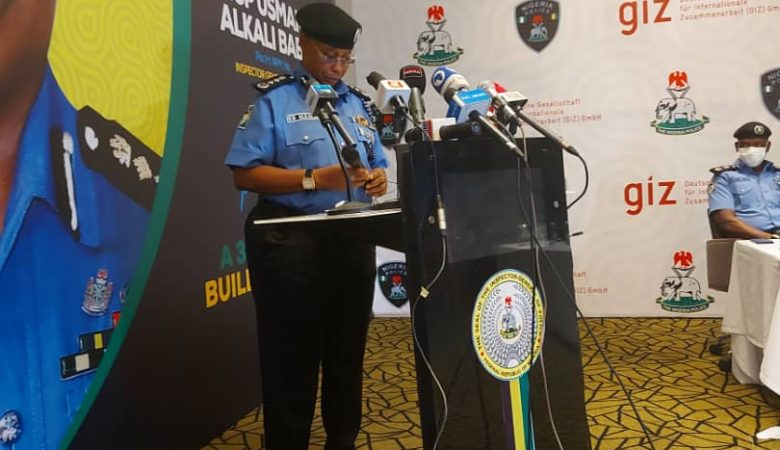 GIZ partners NPF to hold a workshop for police spokespersons