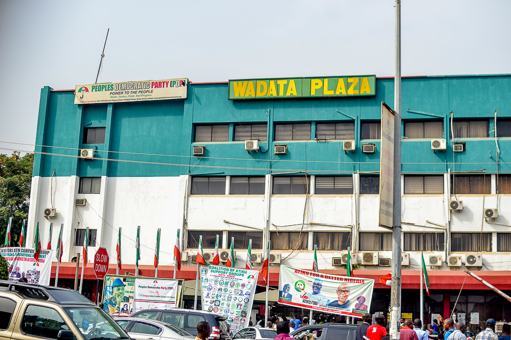 2023 Election: PDP yet to zoned ticket to North – chieftains