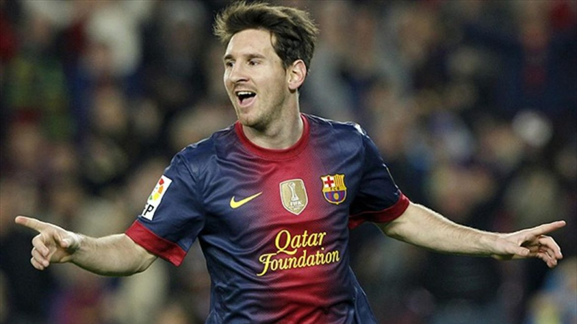Messi inspires Barcelona's victory over Rayo in Copa