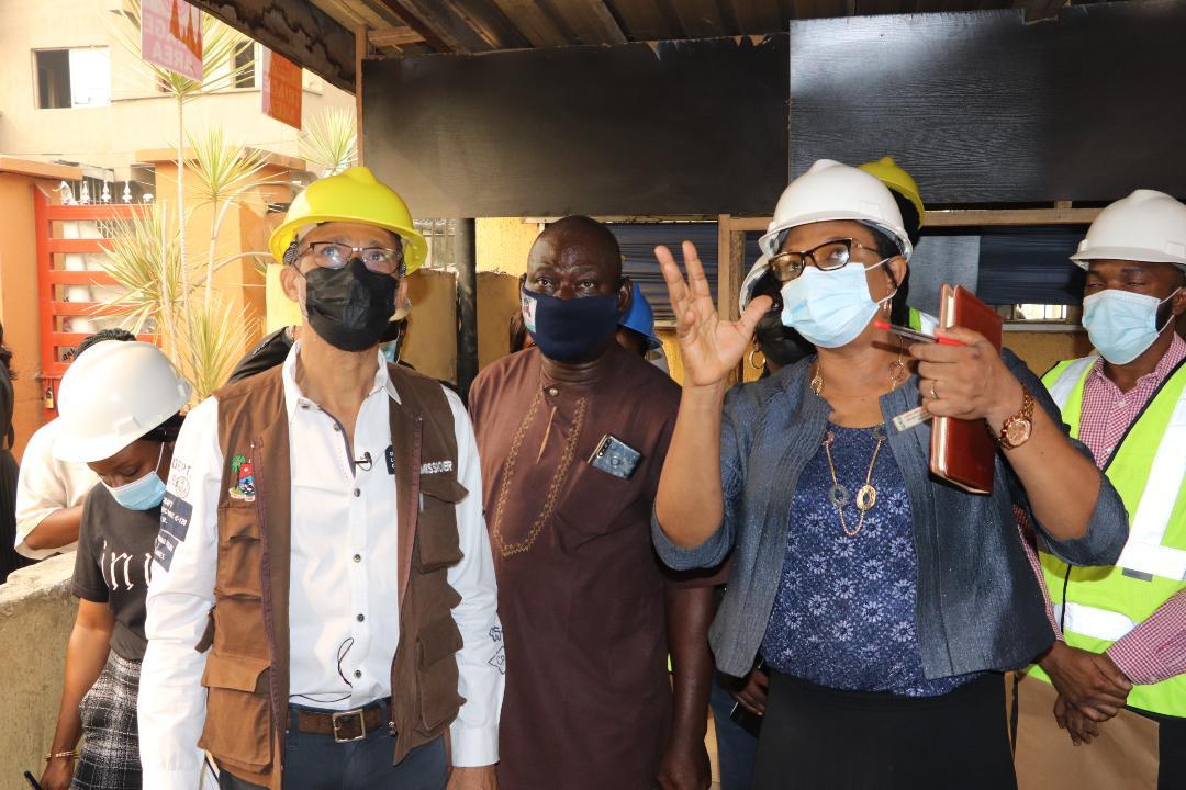 Lagos: Government begins 'deep refurbishment' of General hospitals