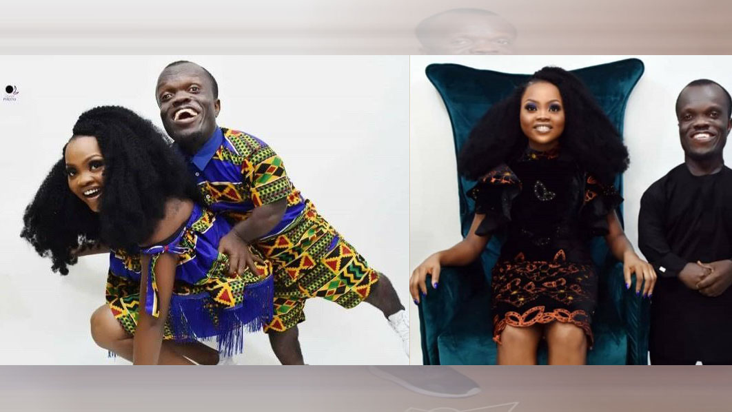 I approached him first – Nkubi's wife