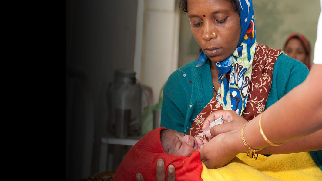WHO welcomes rotavirus vaccines for use in humanitarian crises