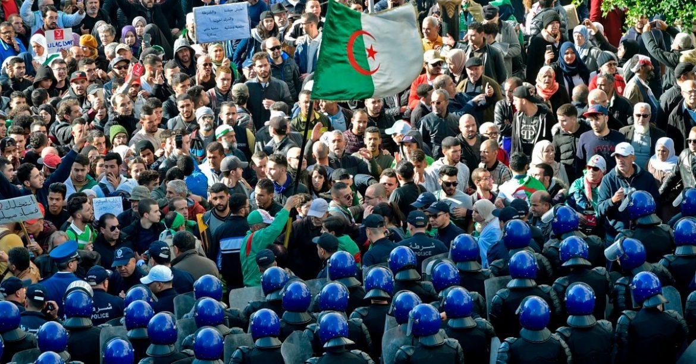 Algeria: Opposition leader detains over election boycott