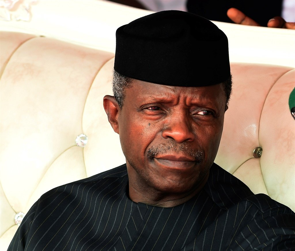 Why we have conflicts, division in Nigeria – VP Osinbajo