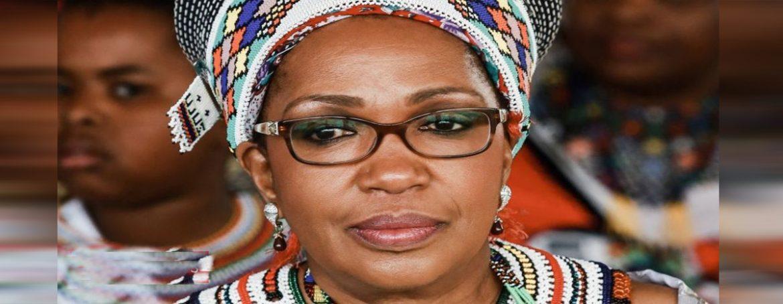 Zulu queen dies a month after taking throne