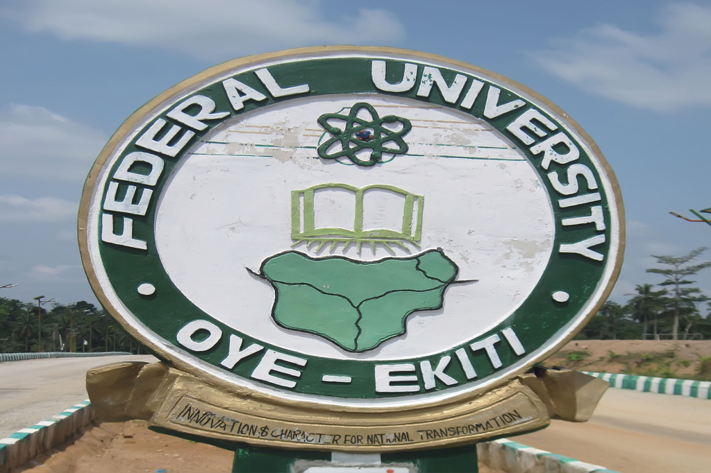 FUOYE: Vice chancellor vows to deliver 100 projects in his first 100 days administration