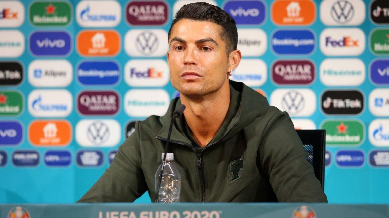 Coca-Cola share price falls $4 billion after Cristiano Ronaldo snub product