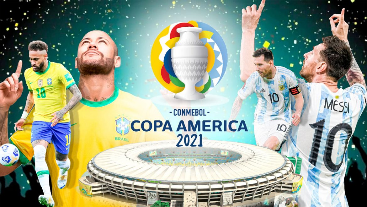 Copa America: Late goal gives Brazil controversial win over Colombia