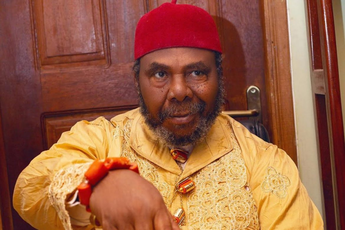 Pete Edochie raises concern over increased cosmetic surgeries among ladies