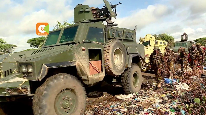 Somali Army kills 24 al-Shabab militants