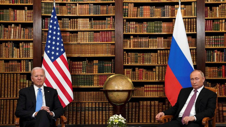Joe Biden asks Vladimir Putin about cyberattacks at summit