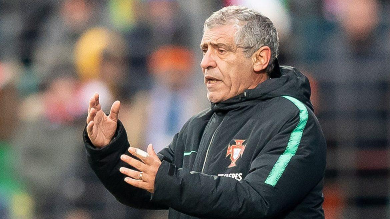Fernando Santos decry 'unfair result' as Portugal knocked out