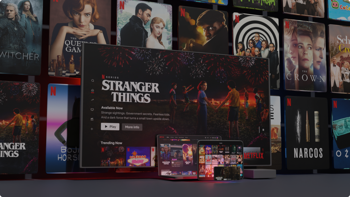 Android users can now stream and download Netflix contents