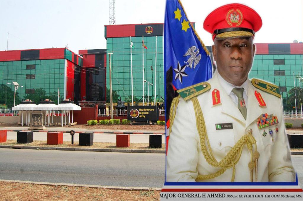 Gunmen kill Nigerian army general along Abuja-Lokoja highway