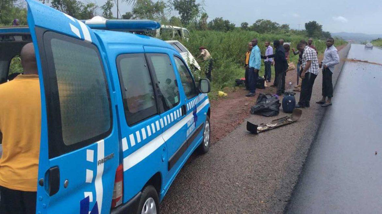 Bauchi: Six dies in auto crash near FRSC