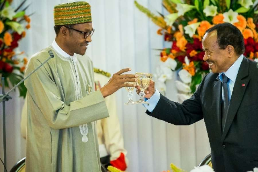 Cameroon hails Nigeria Government over Nnamdi Kanu's repatriation