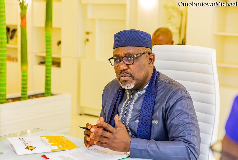 I won't leave APC for a 'gatecrasher' – Senator Okorocha