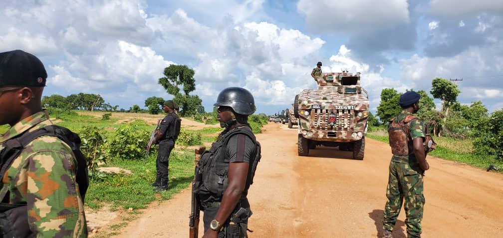 BORNO: Troops kill 11 Boko Haram terrorists