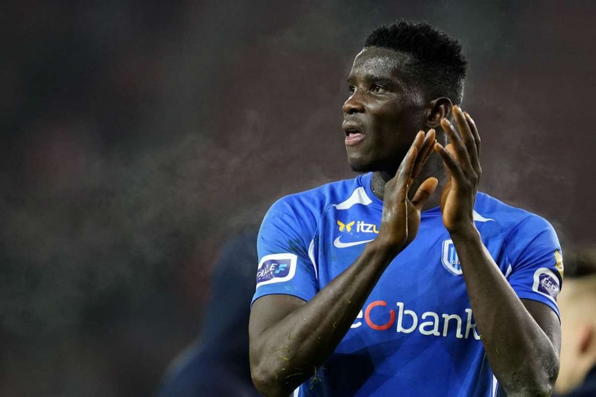 Paul Onuachu to leave for the right price – Genk director