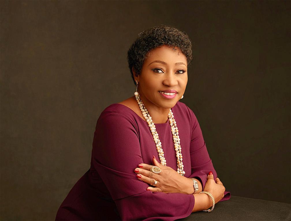 Ekiti: First Lady, Bisi Fayemi conferred with Nne Gburugburu title
