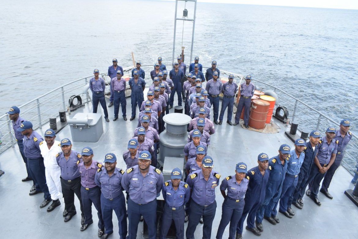 Nigerian Navy takes delivery of 50 gunboats, drones for maritime operations