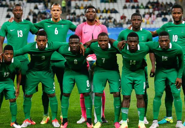 The super Eagles drop two places in the latest FIFA ranking.