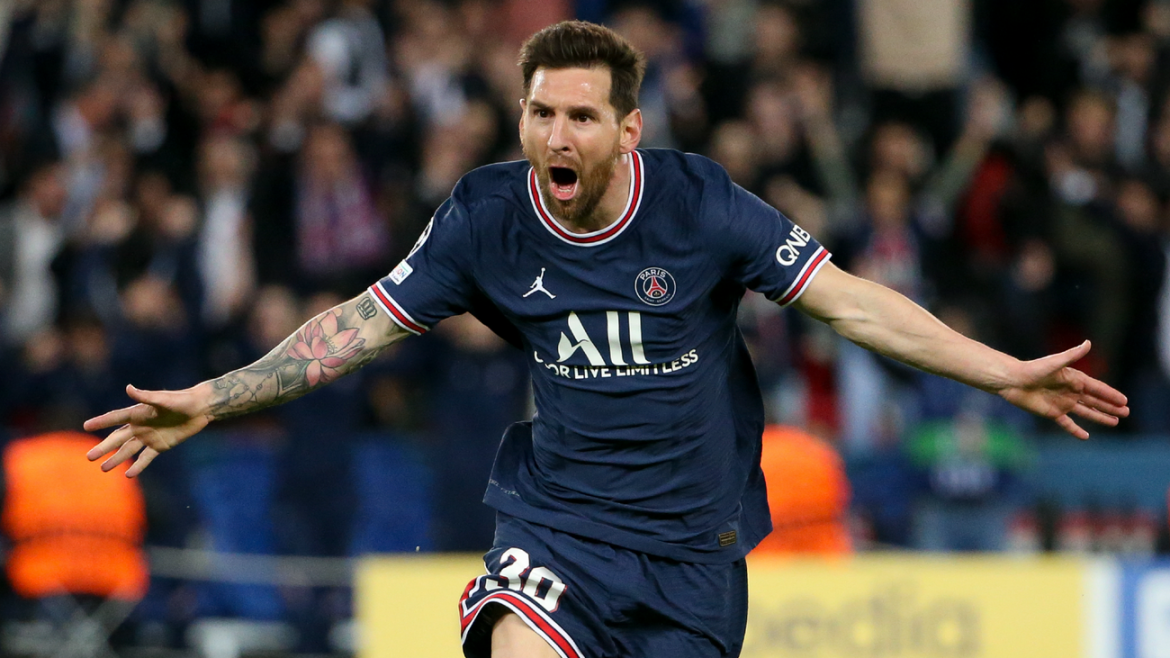 I didn't make a mistake leaving Barcelona – Lionel Messi