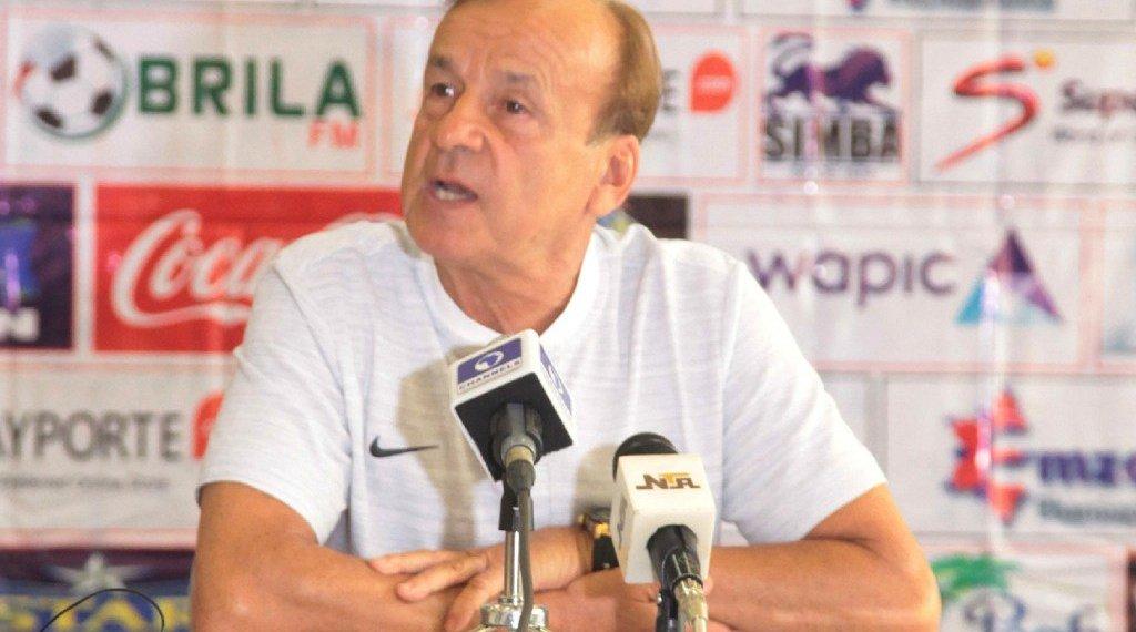 Nigeria vs CAR: Rohr heaps praise on Musa, Super Eagles